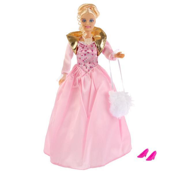 """Кукла """"Defa Lucy"""" с сумкой в розовом платье"""