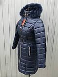 Куртка женская зимняя модель ПМ, размеры от 48 до 68, фото 3