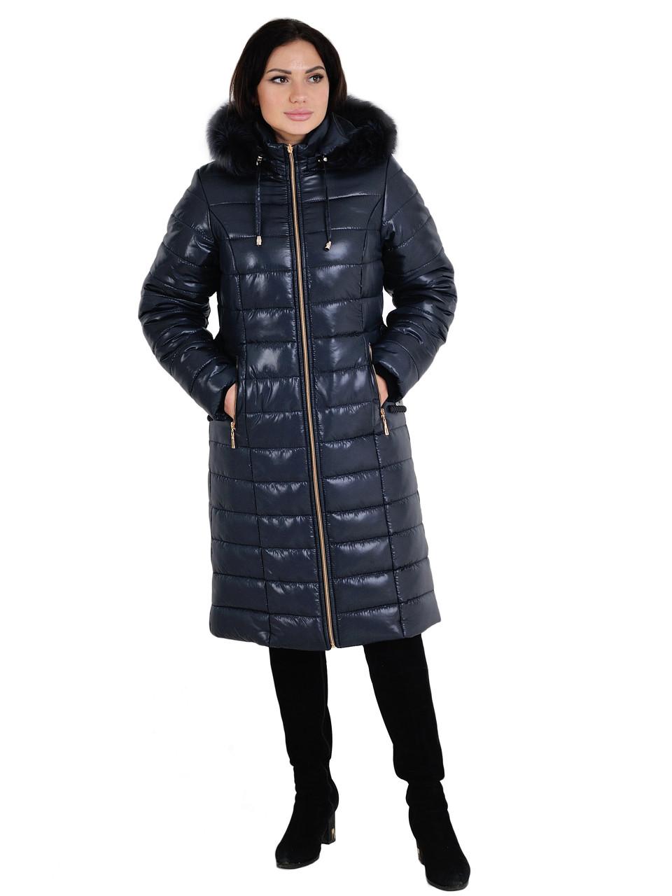 Куртка женская зимняя модель ПМ, размеры от 48 до 68