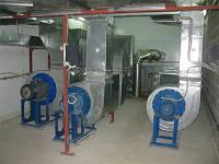 Проектирование вентиляции и кондиционирование