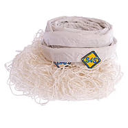 Сітка для волейболу Эконом12 UR (PP 2,5 мм, р-р 9x0,9м, осередок 12х12см, шнур натяж.), фото 5