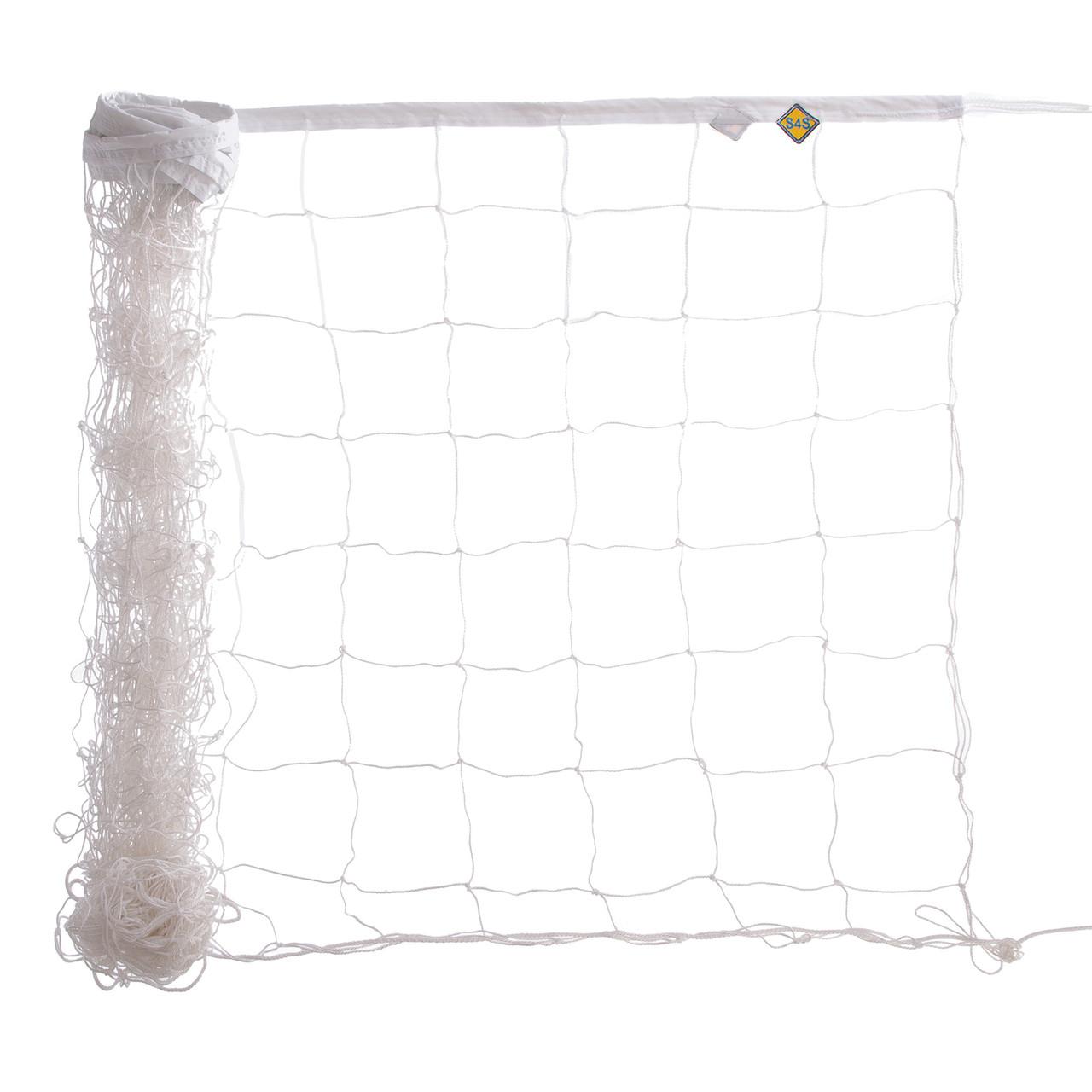 Сітка для волейболу Эконом12 UR (PP 2,5 мм, р-р 9x0,9м, осередок 12х12см, шнур натяж.)