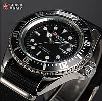 Часы в стиле милитари Shark Army SA5604, фото 1