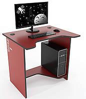 Стол геймерский  ZEUS™ Sputnik бордо-черный, фото 1
