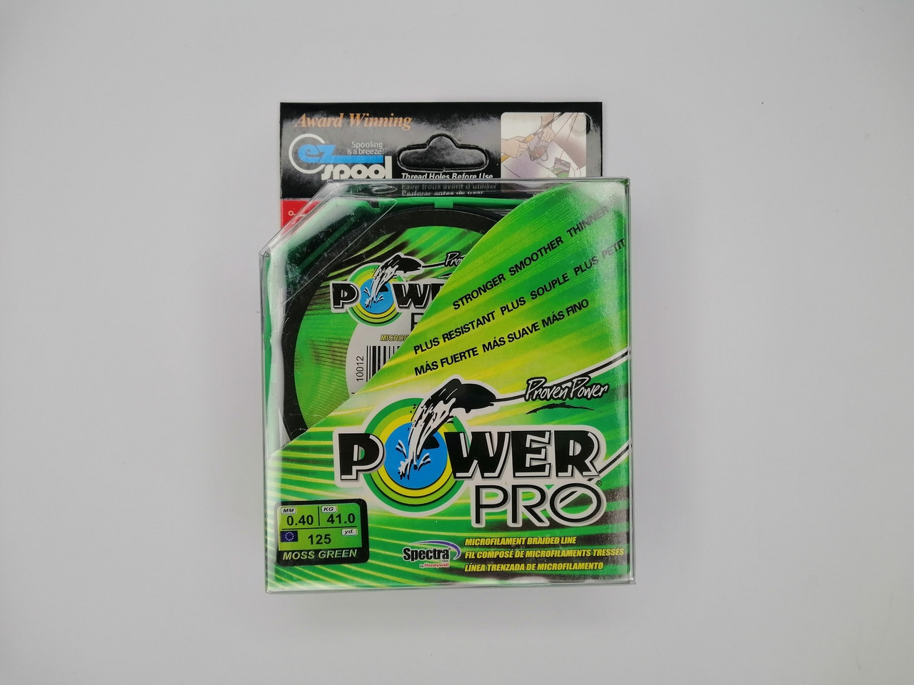 Шнур Power Pro 100-125m  0.40mm