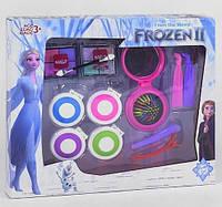 Игровой набор детской декоративной косметики Frozen.Косметика для девочек.Детская косметика.Набор для девочки.