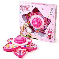 Большой набор детской декоративной косметики для девочки. Детская Косметика. Набор для девочки.