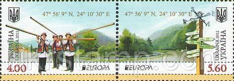 ЕВРОПА'12, 2м в сцепке