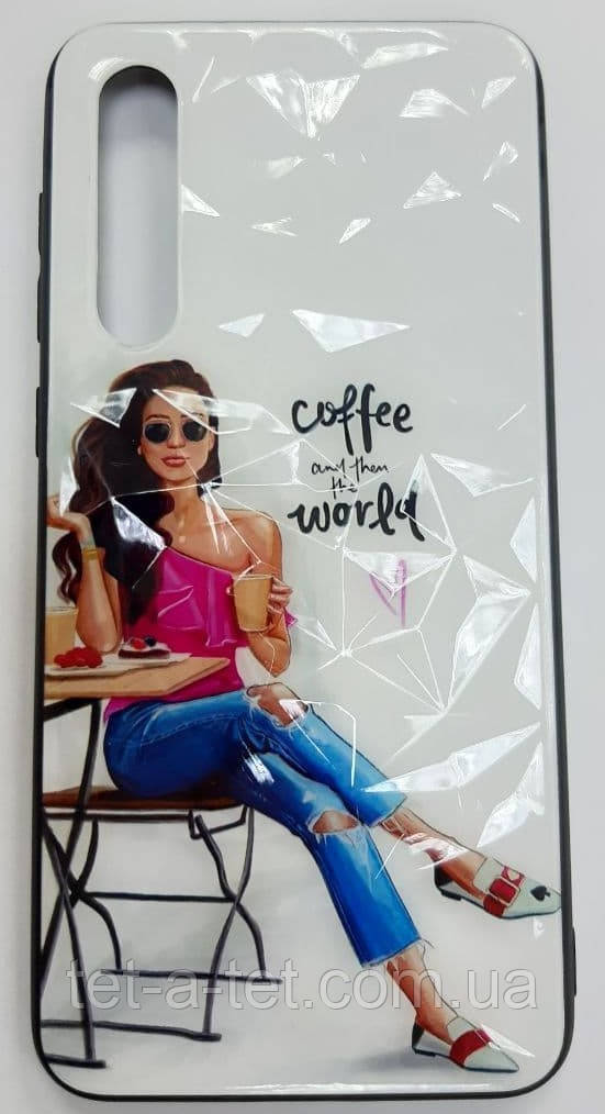 """Чехол-накладка для Xiaomi Mi 9 SE """"Coffe"""""""
