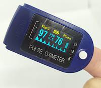 Пульсоксиметр оксиметр на палець електронний Pulse Oximeter, фото 1