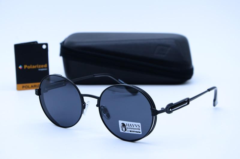 Сонцезахисні овальні окуляри унісекс Havvs 68005 А