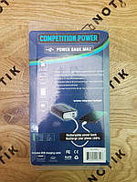 Универсальная мобильная батарея Power Bank Competition Power 5200mAh Max USB Charger (NEW), фото 4