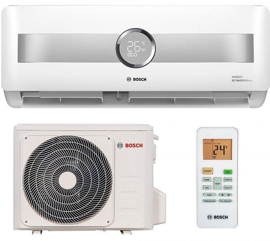Настінні спліт - системи Bosch Climate 8500 RAC 5,3-3 IPW / Climate RAC 5,3-1 OU