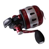 BL35 Красная Надежная Катушка для рыбалки с рогаткой, рыболовная катушка для рогатки катушка для боуфишинга