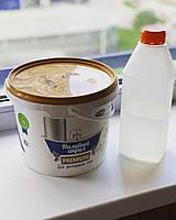 Жидкий наливной акрил Plastall (Пластол) Premium для реставрации подоконников и ванн (2,9 кг)