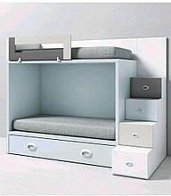 Детская кровать чердак ДКЧ 325