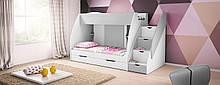 Детская кровать чердак ДКЧ 475