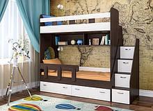 Детская кровать чердак ДКЧ 480