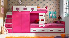 Детская кровать чердак ДКЧ 5
