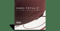 Однодневные контактные линзы Alcon Dailies Total 1 90шт.