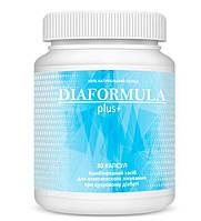 DiaFormula ДиаФормула забезпечує стабілізацію рівня цукру і холестерину