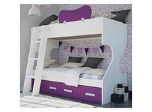 Детская кровать чердак ДМ 266