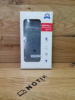 Чехол - Power Bank для Apple Iphone X / XS 4000mAh (NEW)