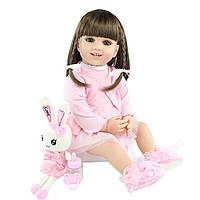 Кукла реборн 62 см девочка Ольга
