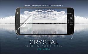 Защитная пленка Nillkin Crystal для Motorola Moto Z (XT1650)
