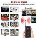 Радиочастотный детектор волнового сигнала  Wi-Fi, RF, GSM, объектива камер Kobeton CC308+, фото 4