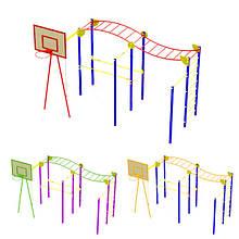 """Гімнастичний комплекс """"Хвиля 2"""" DIO659.1"""