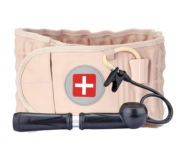 Пояс-корсет для спины Spinal Air Traction Belt Waist Brace
