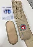 Пояс-корсет для спины Spinal Air Traction Belt Waist Brace, фото 5