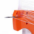 Пластиковый соединитель для крепления ярлыка под игольчатый пистолет белый 35 мм, фото 4