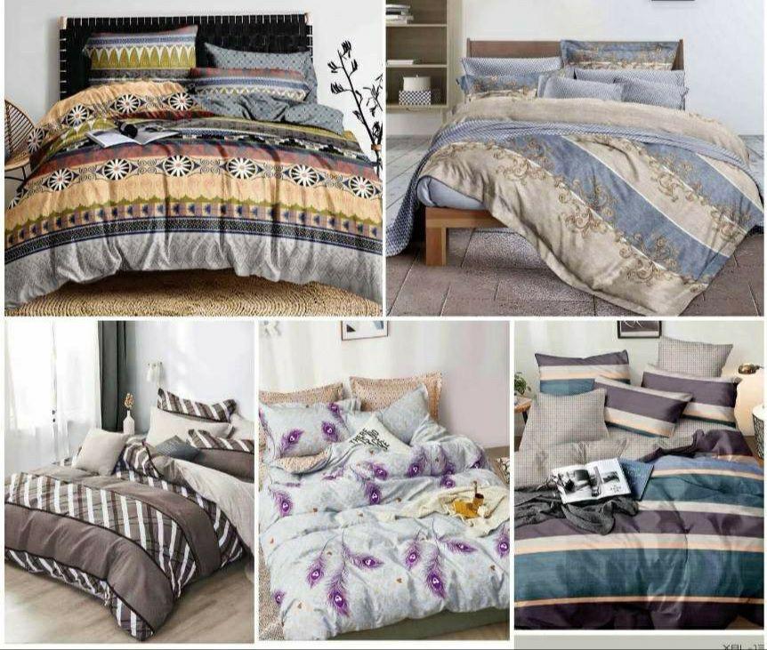 Комплекты постельного белья Фланель