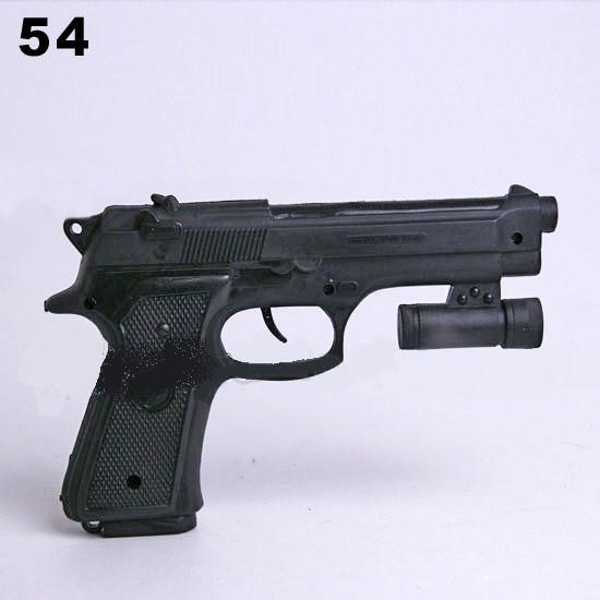 Пистолет трещотка 054Т размер 22*14см