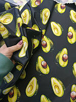 "Плащевая ткань дюспо  ""Авокадо "" - ширина 150 см."
