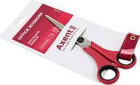"""Ножиці офісн. """"Axent"""" №A6215-06 17см червоні(10)(60)"""