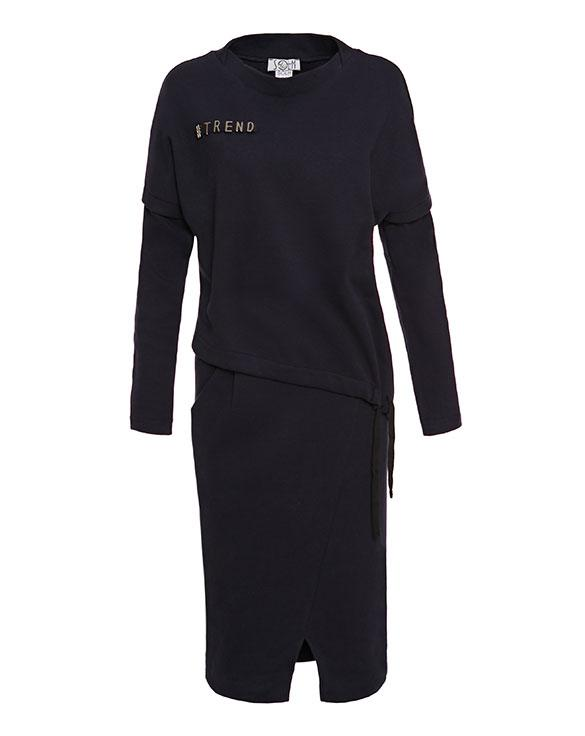 2091 платье Теннесси, синий (42-44)