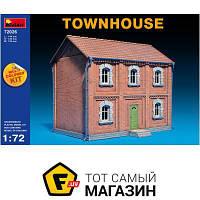 Модель 1:72 - Miniart - Townhouse (MA72026) пластмасса