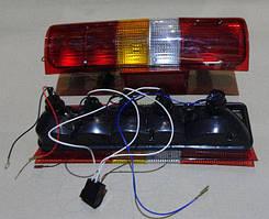 Ліхтар ГАЗ 2705 задній правий (суцільнометалева) Формула Світла