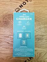 Беспроводное зарядное устройство Wireless Charger Phone Stand (NEW), фото 2