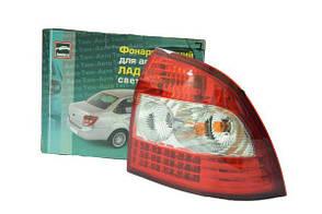 Ліхтар задній ВАЗ 2170-72 Пріора світлодіодний правий *Тюн-Авто