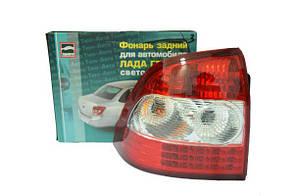 Ліхтар задній ВАЗ 2170-72 Пріора світлодіодний лівий *Тюн-Авто