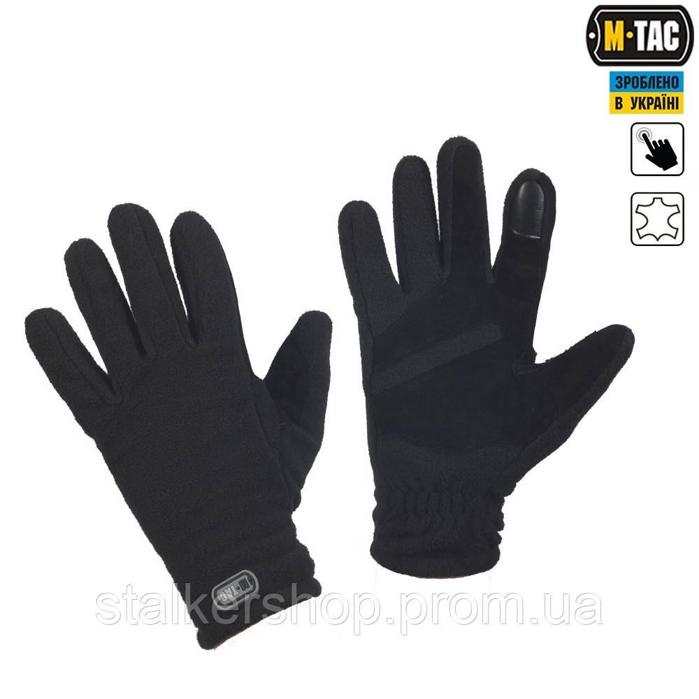 Перчатки Winter Tactical Black, M-Tac
