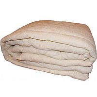 Одеяло силиконовое 175х215 зимнее Руно (316.02СЛУ_молочний)