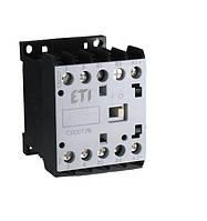 Контактор ETI CEC 09.10 230V AC 3P 9A 4kW 3NO+1NO силовой миниатюрный 4641066