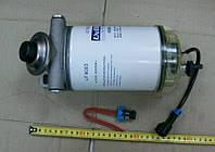 Фильтр сепаратор с подогревом 24/12 с подкачивающим насосом