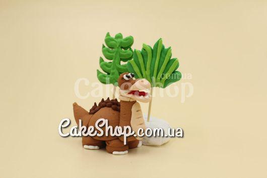 Сахарная фигурка Динозавр Бронти