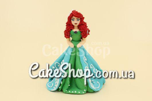 Сахарная фигурка Принцесса Ариэль